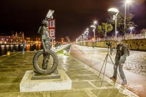 Zdjęcia nocne Szczecin, Szczecin nocą
