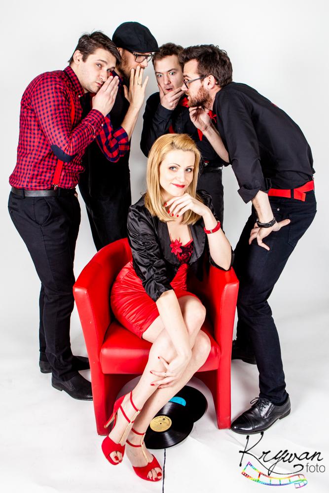 Zdjęcia zespołu Pressplayband