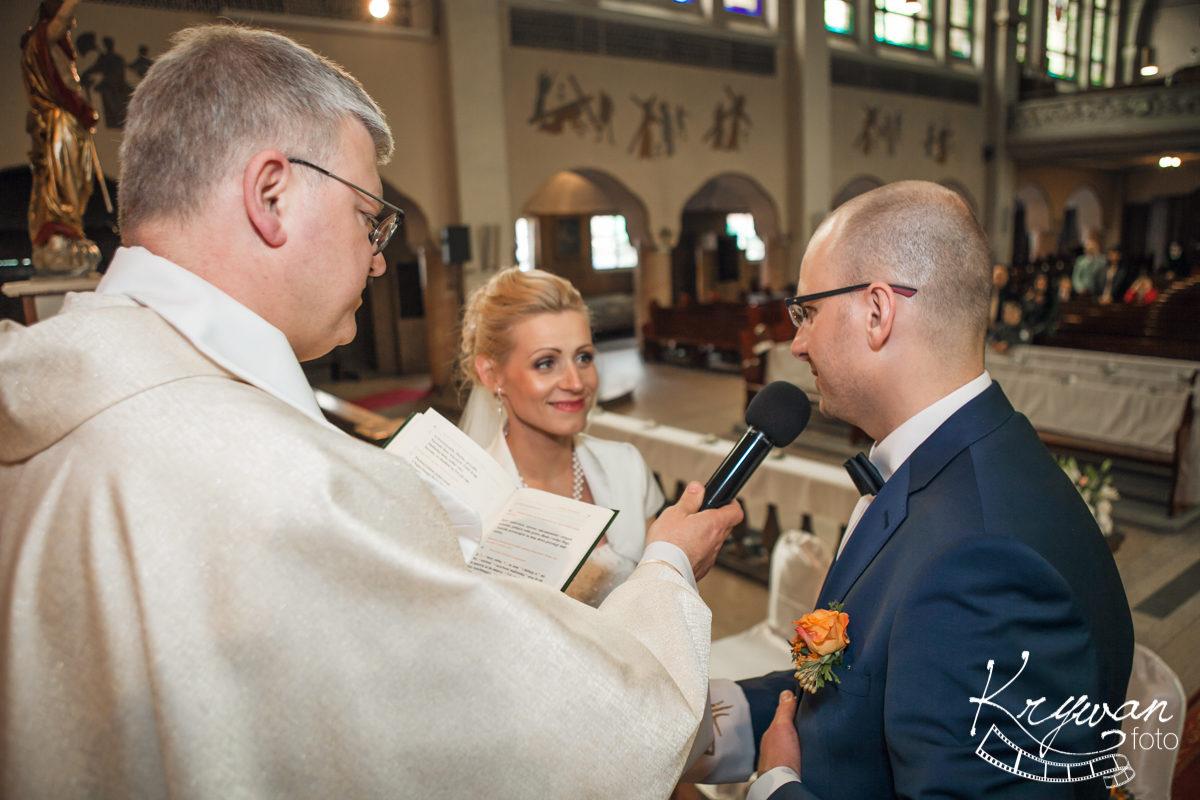Kolejny fotoreportaż ślubny za sobą