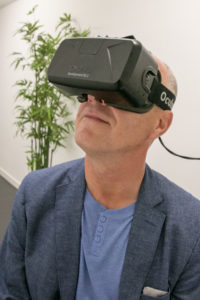 wykorzystanie gogli wirtualnej rzeczywistości