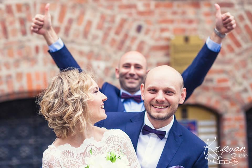 Ślub cywilny w USC w Szczecinie