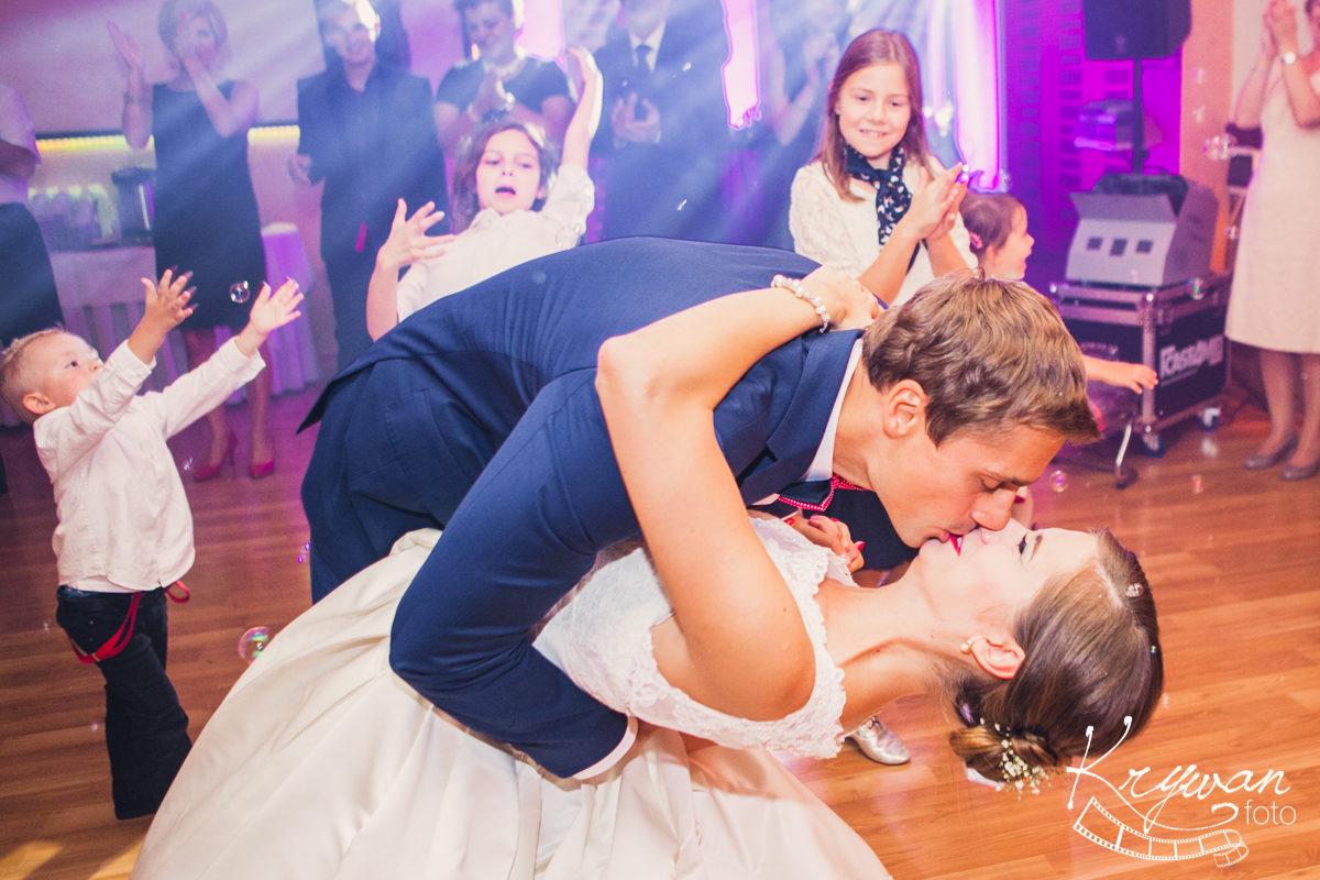 Fotoreportaż ślubny z wesela Uli i Mariusza