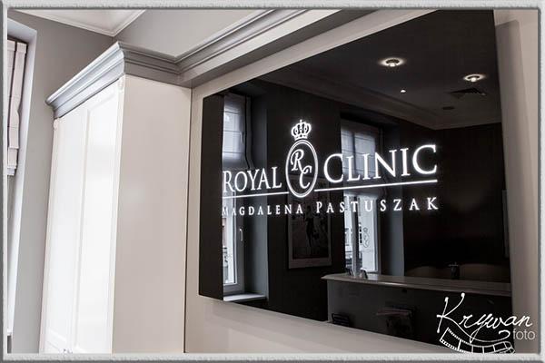 Wirtualny spacer po Royal Clinic