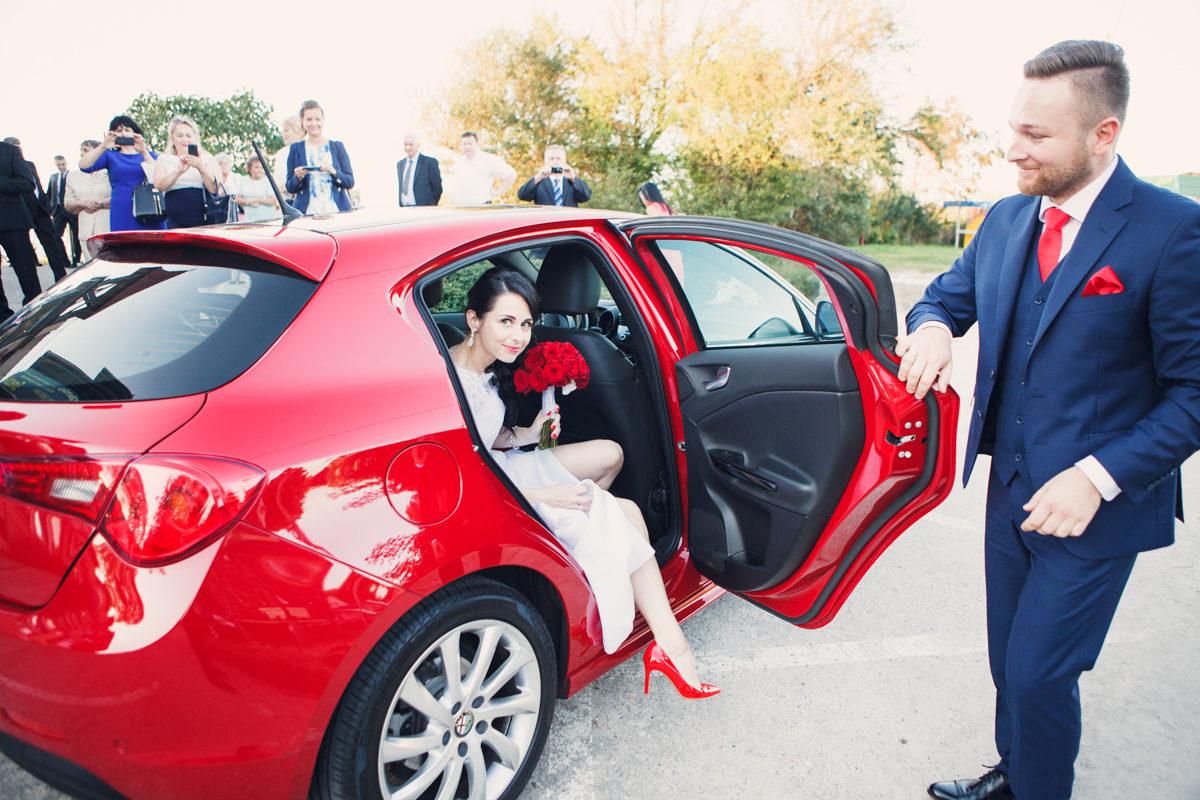Zdjęcia i wirtualny spacer ze ślubu i kolacji w Niechorzu