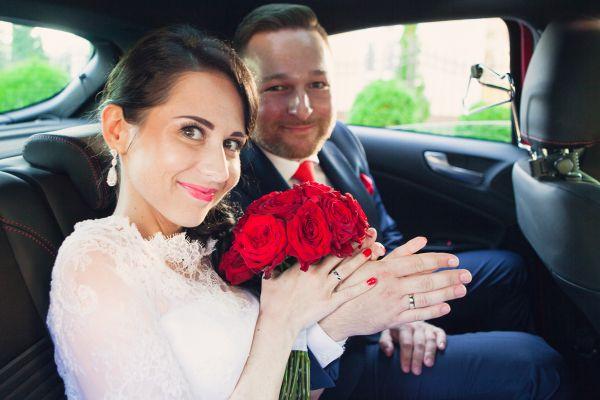 Wirtualny spacer z wesela w Niechorzu
