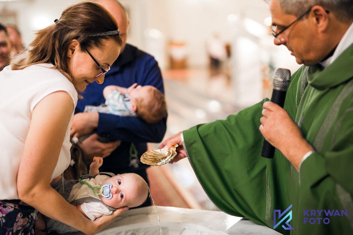 Zdjęcia ze chrztu – Police