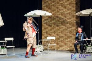 Teatr Polski w Szczecinie, Pensjonat Pana Bielańskiego, fotorelacja z przedstawienia, zdjęcia teatralne, fotografia teatralna, fotoreportaż, zdjęcia z teatru, fotografowanie przedstawienia, aktorzy zdjęcia, przedstawienie