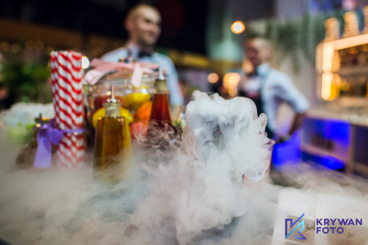 Stoisko Event Bar na Targach Ślubnych 2018, które odbyły się na MTSach w Szczecinie
