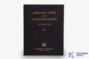 Książka, Ishihara, fotografia produktowa, zdjęcia produktowe, fotograf produktowy, zdjęcia do internetu, profesjonalny fotograf