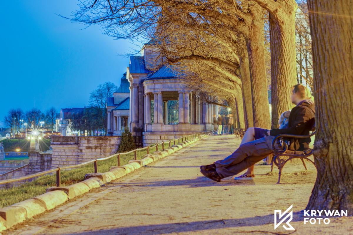 Nocny Szczecin, fotografia nocna, zdjęcia nocne, fotograf nocny, zdjęcia w nocny, błękitna godzina, fotograf Szczecin, fotografia Szczecina, zdjęcia Szczecin