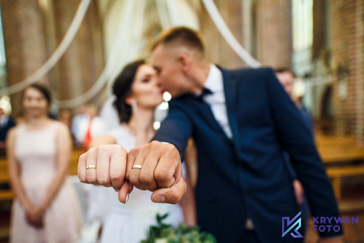 Rozpoczęcie sezonu ślubnego