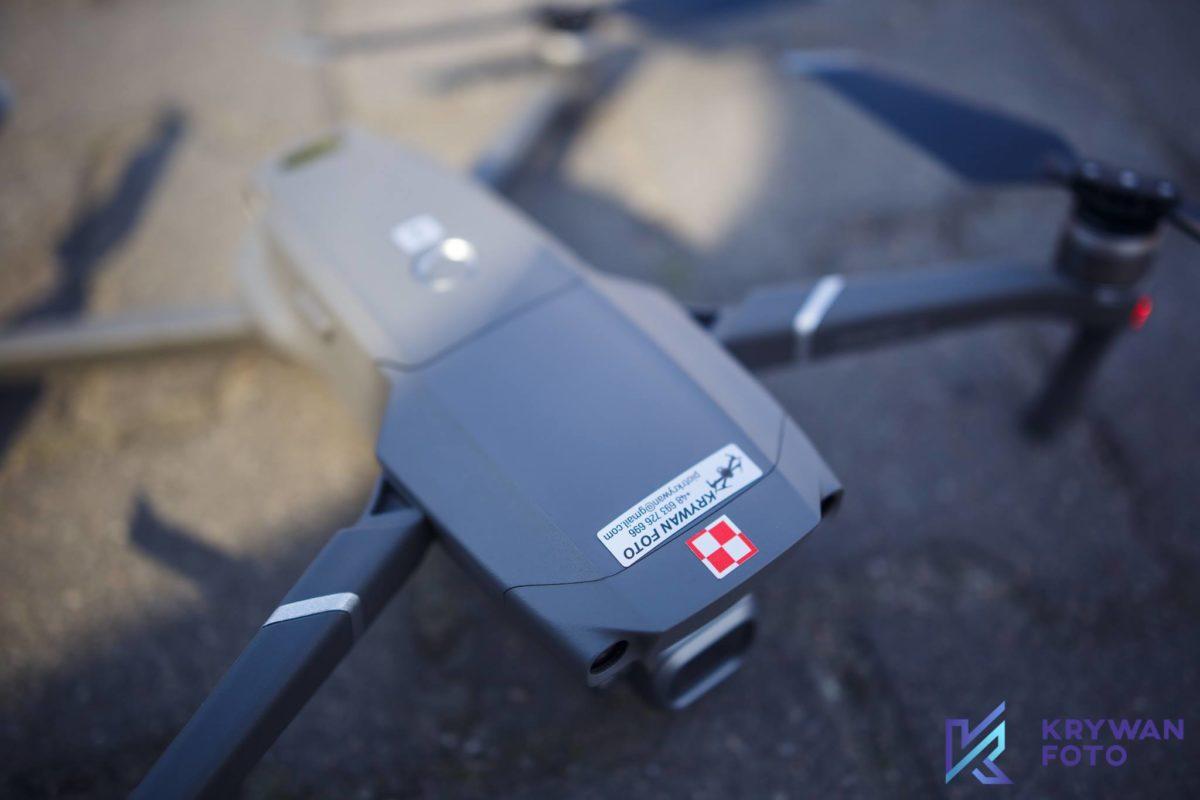 Usługi i zdjęcia z drona – Mavic 2 Pro