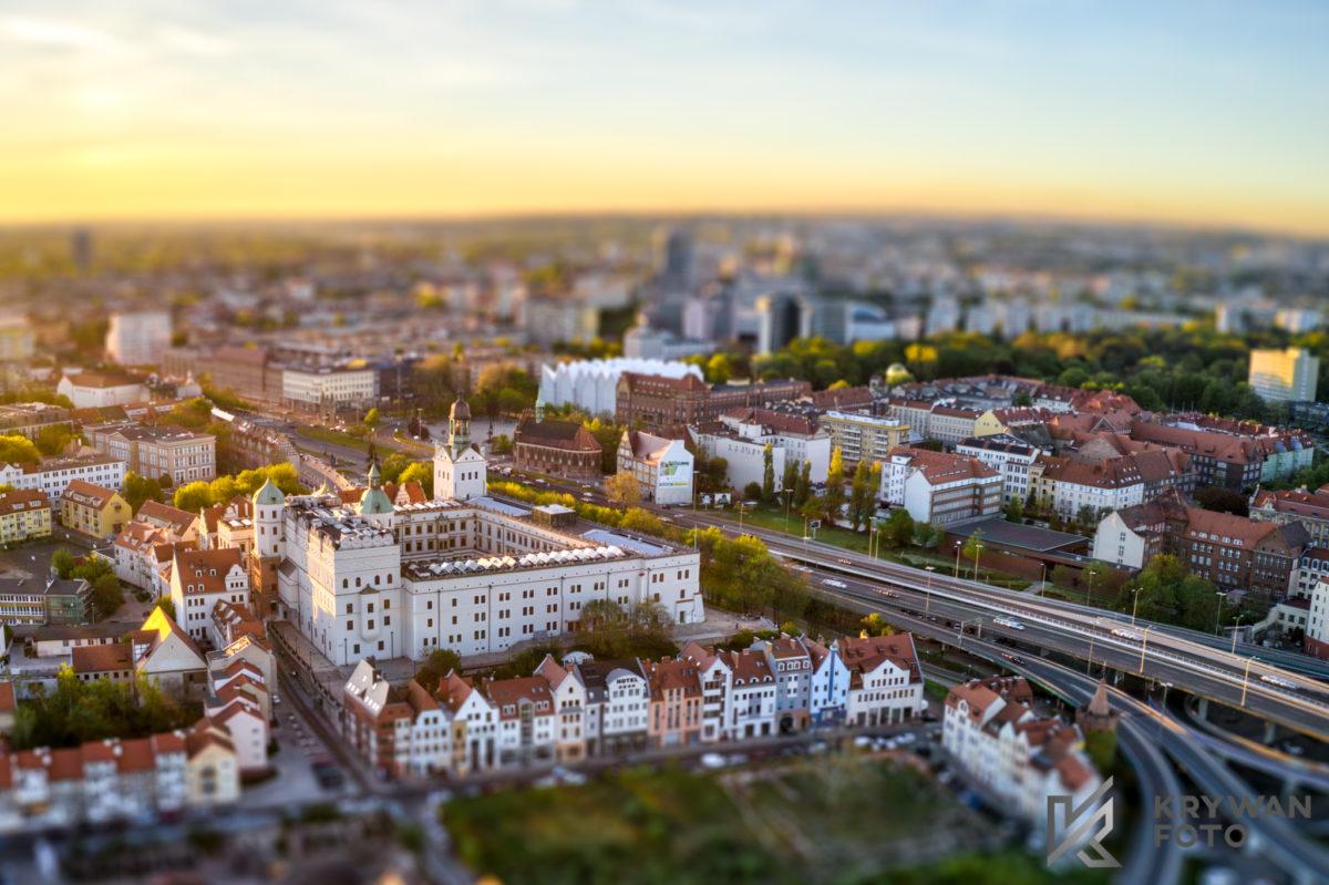 Szczecin w miniaturze