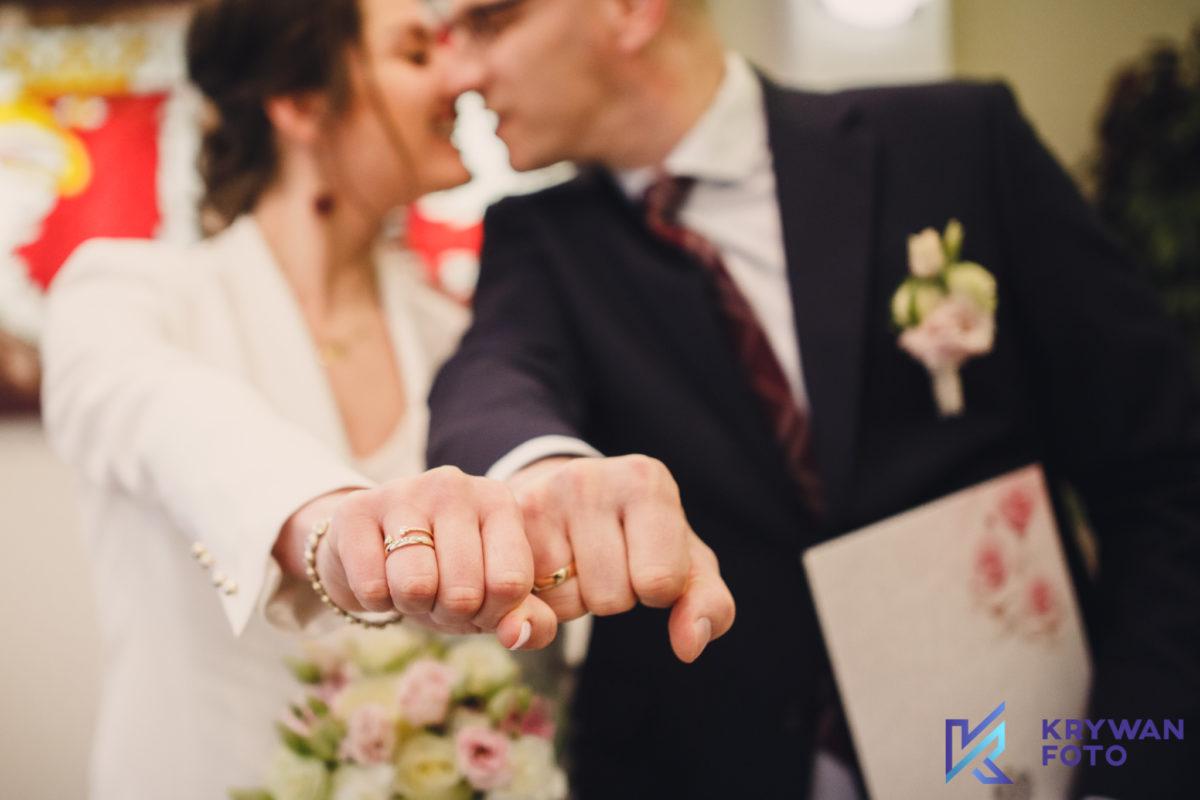 Ślub cywilny podczas pandemii Koronawirusa